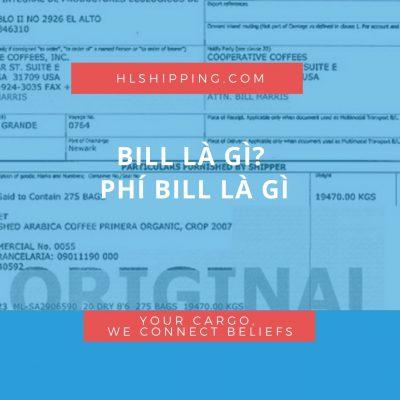 bill là gì
