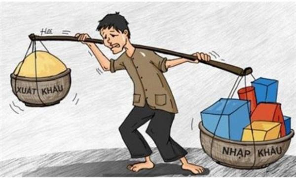 thâm hụt thương mại ảnh hưởng đến việc làm