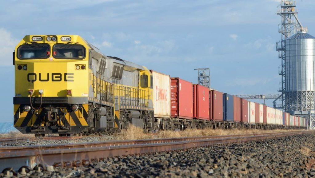 vận tải bằng đường sắt